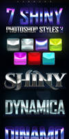 7 Shiny Photoshop Styles 3