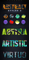 Abstract Photoshop Styles 2