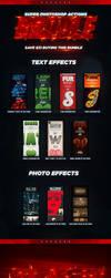 Super Photoshop Actions Bundle by aanderr