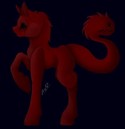 Monster Pony Adopt~ OPEN by Razberry99