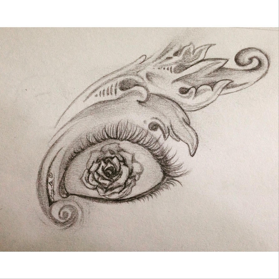 Eye Design by Razberry99