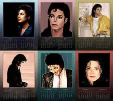 Michael Jackson 2016 Calendar