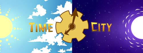 Time City Logo by Noctuart