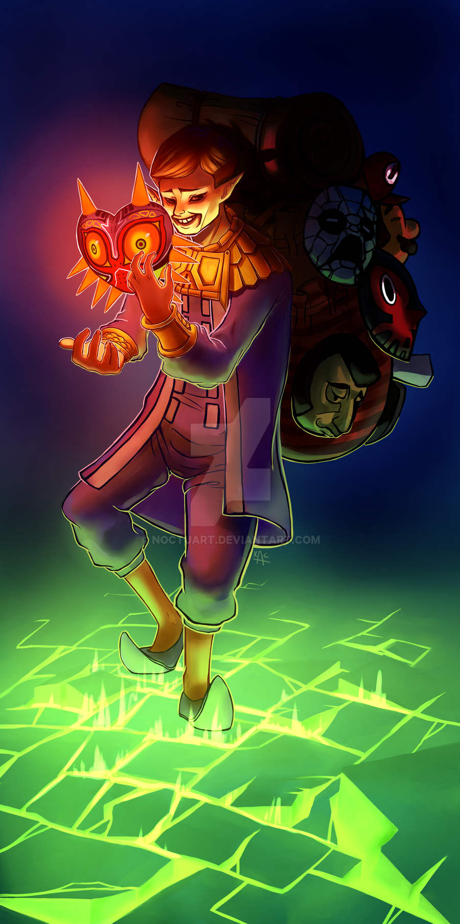 You've met with a terrible fate, haven't you? by Keikilani