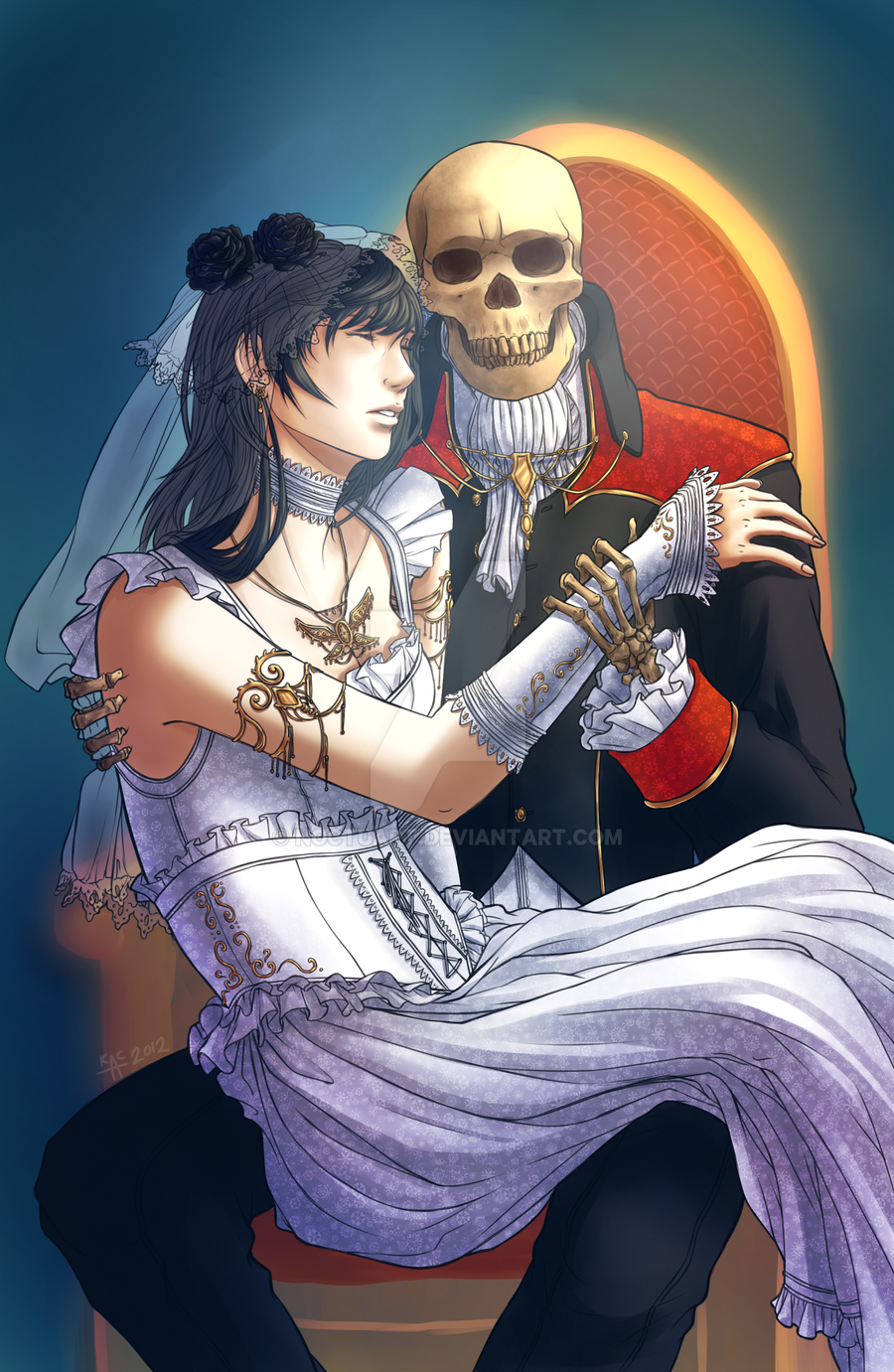Death and the maiden themes