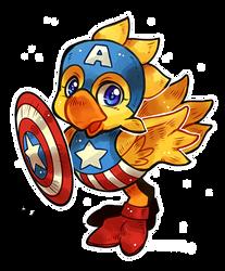 Captain Alpha! by Noctuart
