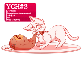 [CLOSED|YCH#2|Feline|Halloween] $6-$10/600-1000pts by DetectiveBlur