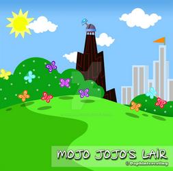 PPGs + BG - Mojo Jojo's Lair