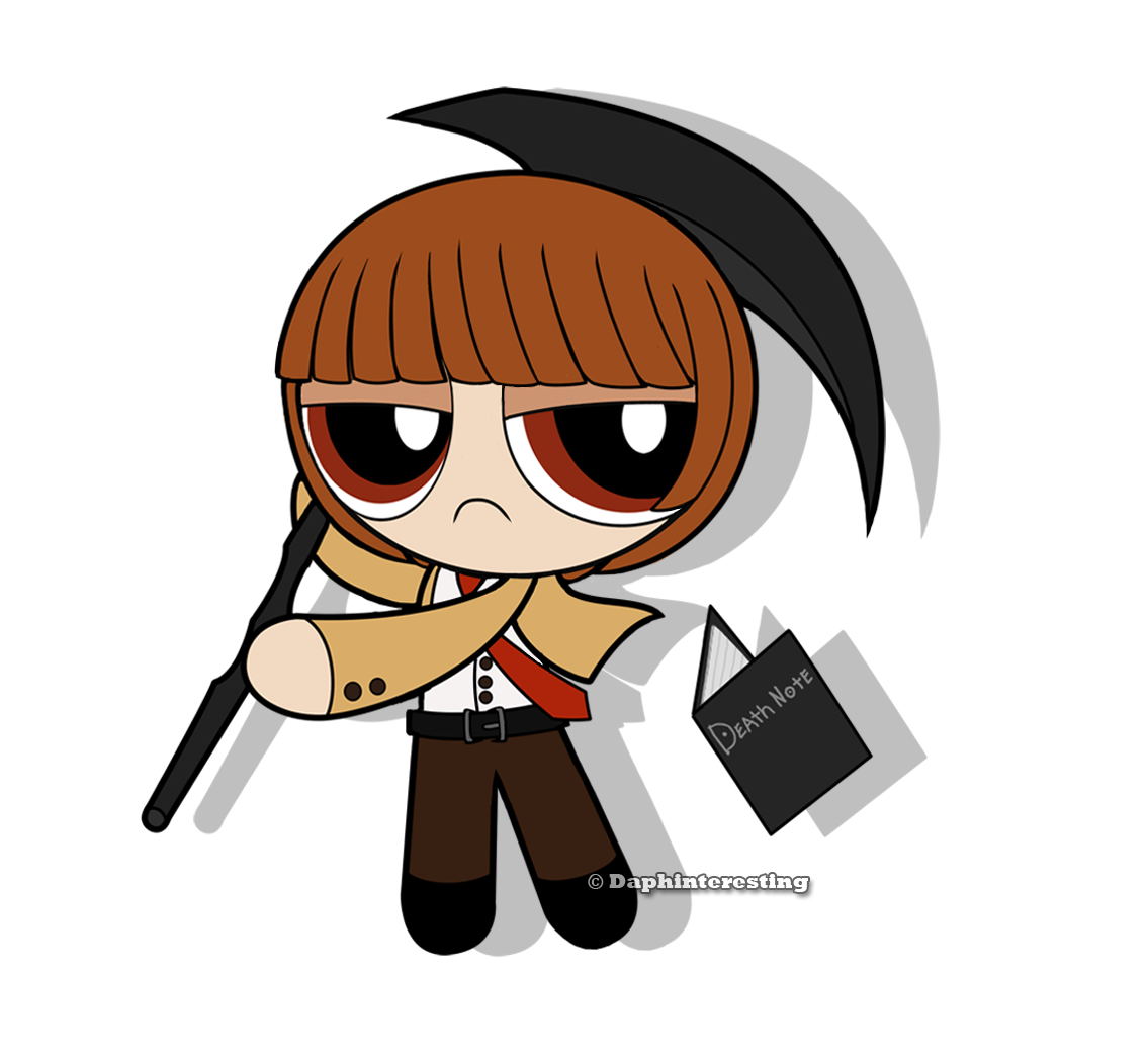 Crossover - Powerpuff Light Yagami by DaphInteresting on ...