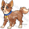 PA - Puppy Adoptable by DaphInteresting