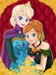 Disney - Elsa and Anna