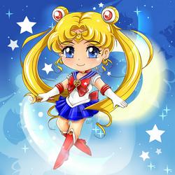 SM - Chibi Sailor Moon
