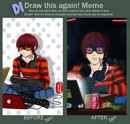 Meme - Matt 2013 - 2019