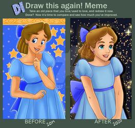 Meme - Wendy Darling 2014 - 2020