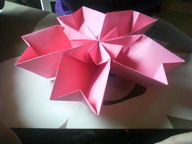 Japanese flower ku ku origami by sunniva2501 on deviantart japanese flower ku ku origami by sunniva2501 mightylinksfo