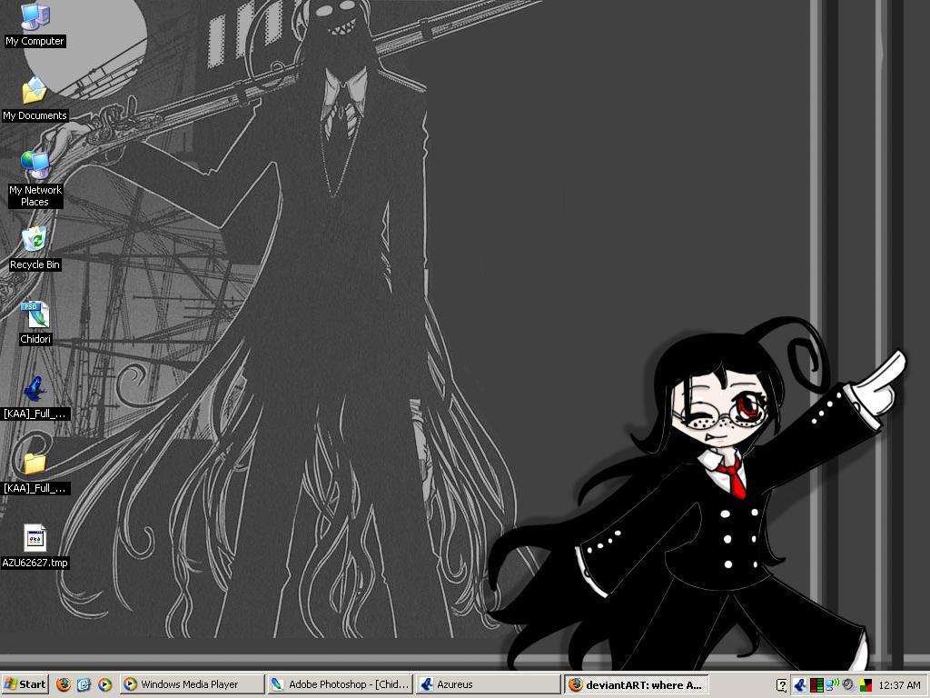 My Desktop by Kei-Tono
