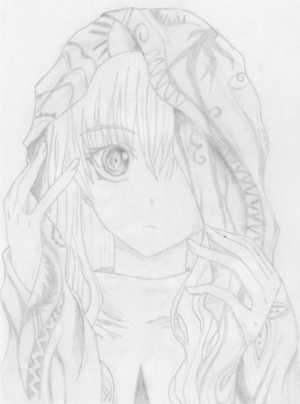 Some sketches pretty girl by blue sakura on deviantart for Pretty sketches