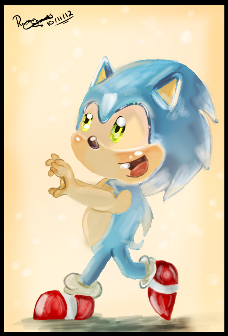 Sonic's First Steps by RockinChipmunks