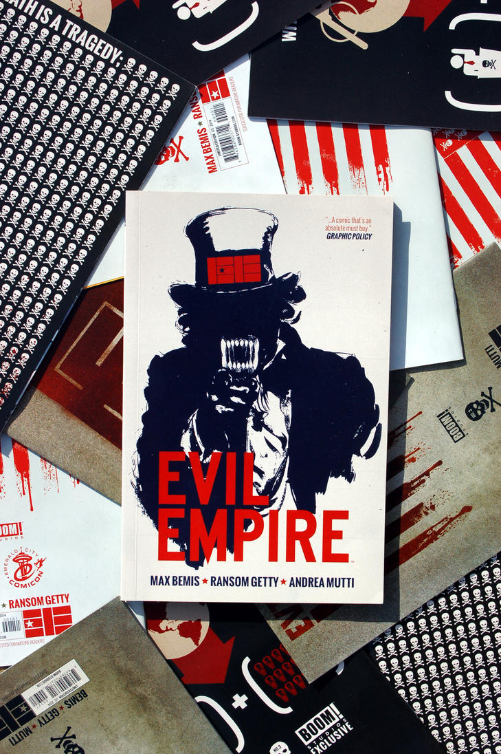 Evil Empire Volume 1 by CeeBee73