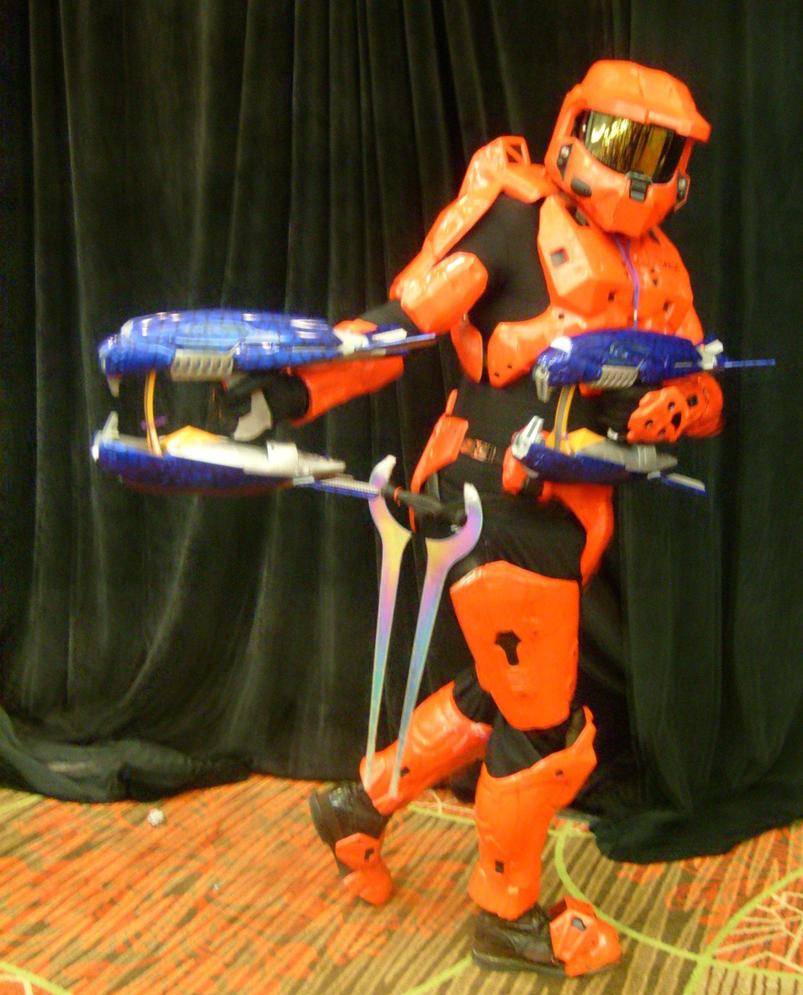 A-Kon 21 - Halo Cosplay by XSpiritWarriorX