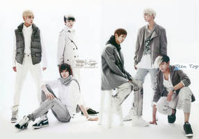 Teen Top -BG by Tsutski