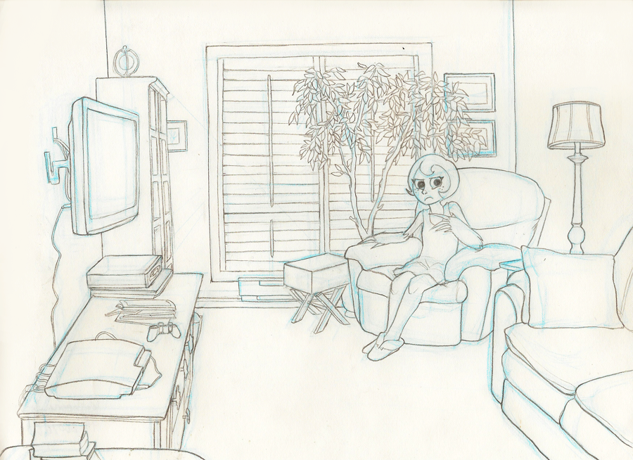 Room drawing one by foxery on deviantart for Draw my room