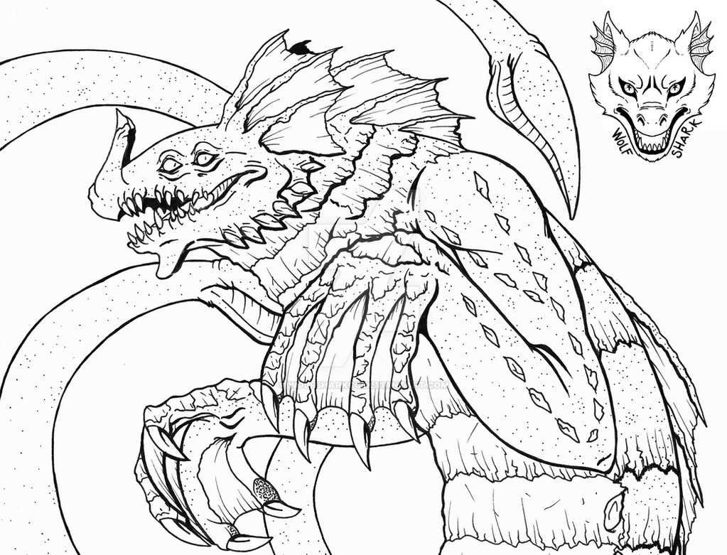 Image Result For Coloring Pages Creatures