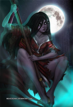 Hisako: Indelible grudge