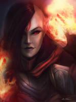 Lilith by RaitoWaifu