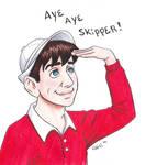 Aye Aye Skipper