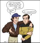 Murdock meets Barclay