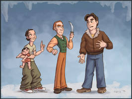 Ice Age Humanized by chill13