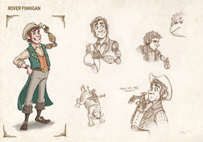 Rover Finnigan by chill13