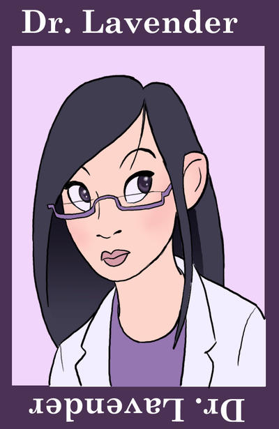 Dr. Lavender by chill13