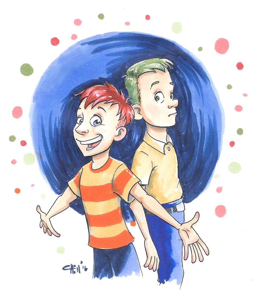 Phineas And Ferb By Chill13 On DeviantArt