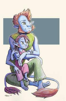 Fleeta and Lyal