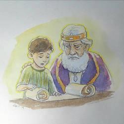 Josiah and Manassah