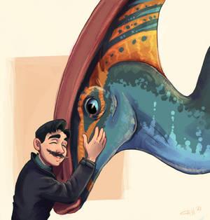 Parasaurolophus Hugs!