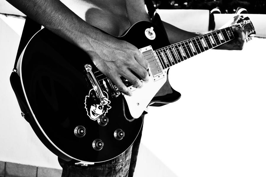Epiphone Wallpapers: Epiphone Les Paul Standard Guitar By Crisan On DeviantArt