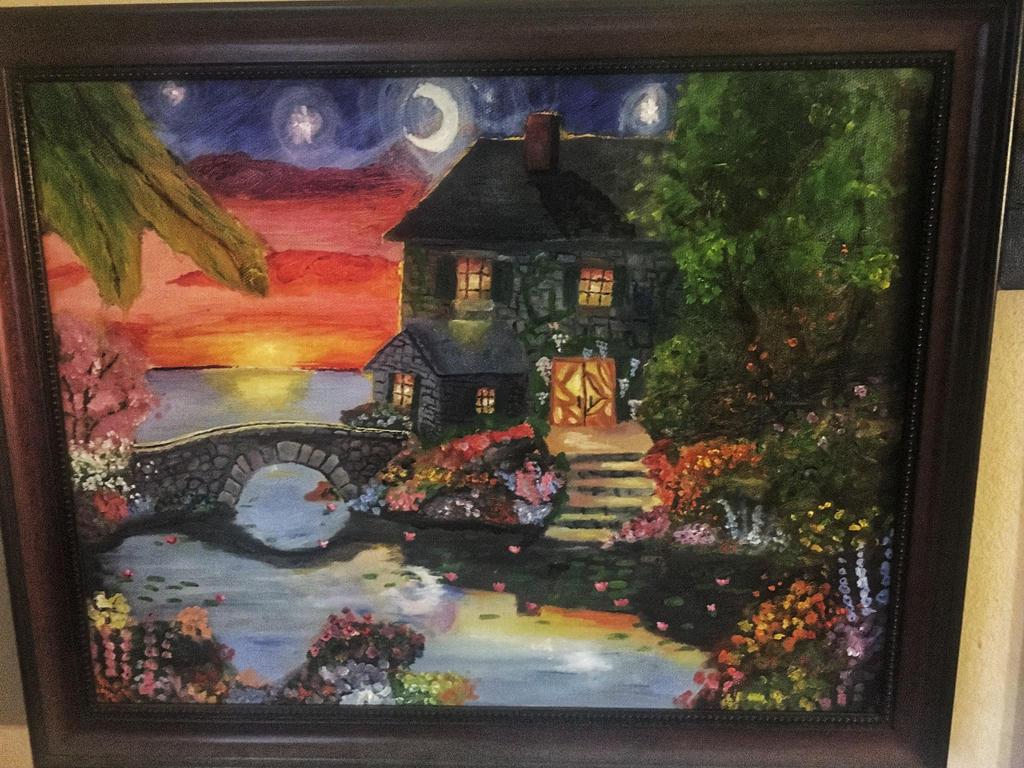 Summer house by kittenen