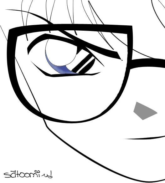 detective conan by Satoomi-Alamimi