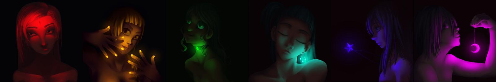 Inner Glow by nomyriad