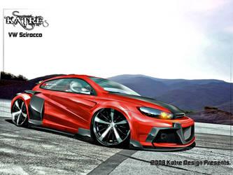 Vw Scirocco by katre-design