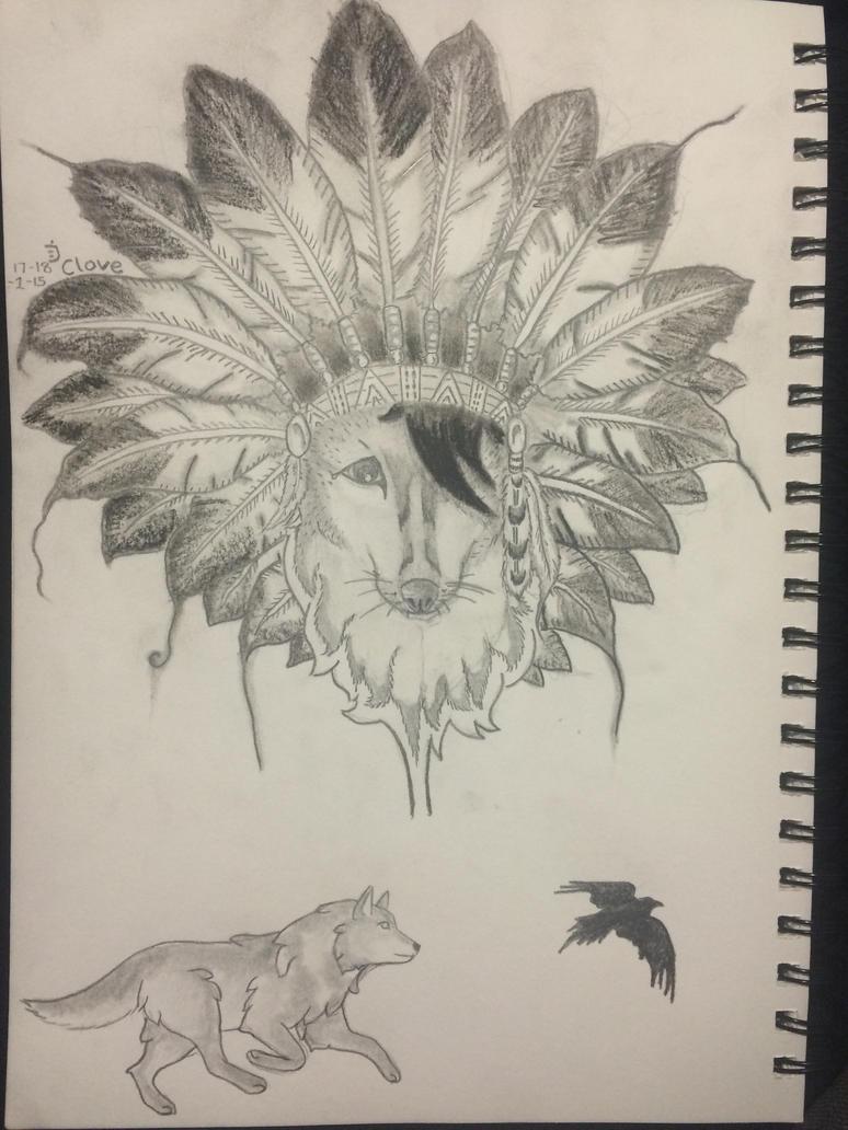 Tiernan Wolf by OMFGITSABANANA