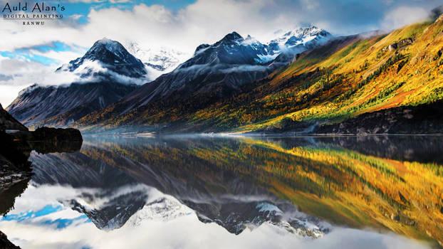 Ranwu Lake Tibet
