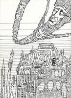 Mystery of the Forgotten City by Ustranga