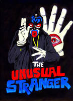 The Unusual Stranger by Ustranga
