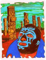 The Toltec Mystery by Ustranga