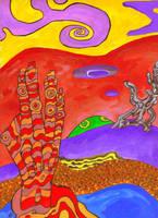 Brainscape 2 by Ustranga