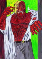 Hideous Sun Demon by Ustranga